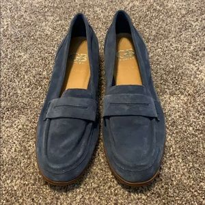 Gianni Bini Suede Loafers Size 8.5